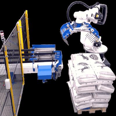 Robot de paletizado Atlas-Robots